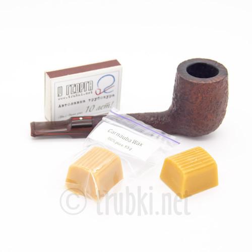 Карнаубский воск для курительных трубок из бриара
