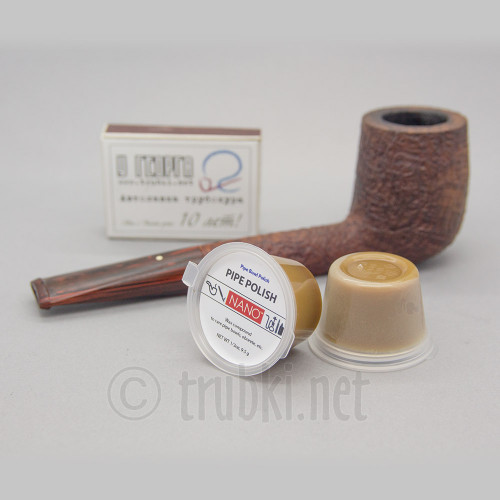 Паста для полировки и чистки чаши курительной трубки из бриара