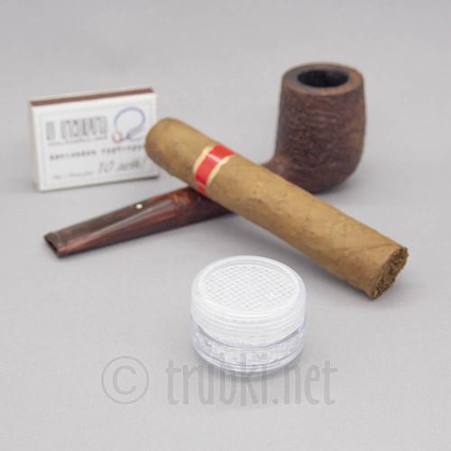 Бочонок малый. Увлажнитель трубочного табака и сигар.
