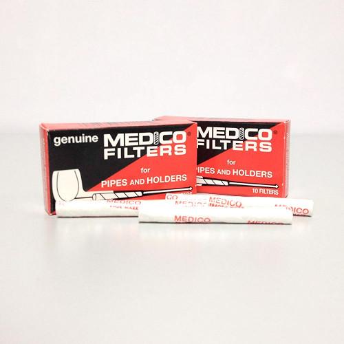 Фильтры бумажные Medico, 6мм, 10шт.