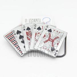 Покер Флеш. Пряжка ременная