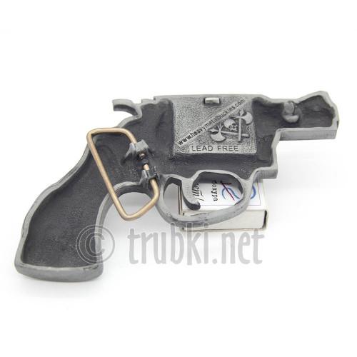 Револьвер с секретом. Пряжка ременная