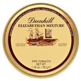Dunhill Elizabethian Mixture (50г)  2016 год