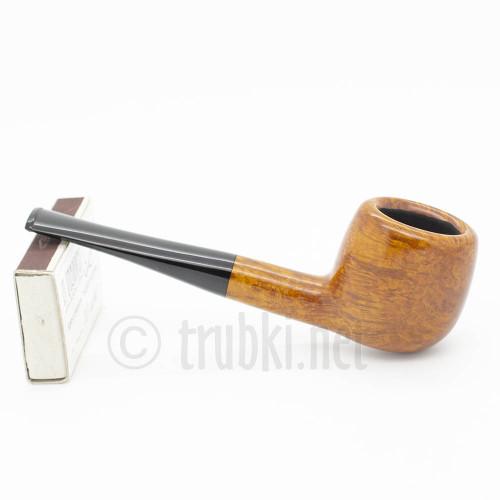 Tsuge Дресс овальная карманная трубка из гладкого бриара
