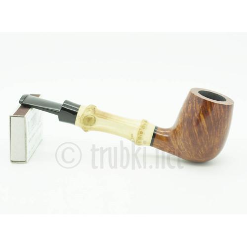 Tsuge Бамбук, прямая, гладкая трубка, без фильтра