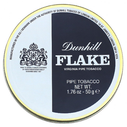 2016 Dunhill Flake 50g.