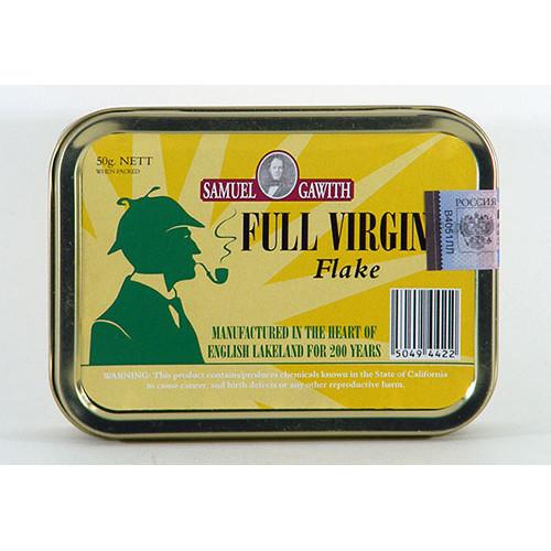 Samuel Gawiths FULL VIRGINIA FLAKE 50г. 2014 года
