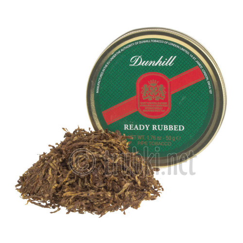 Dunhill Ready Rubbed (50г)