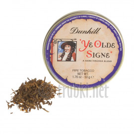 Dunhill YE OLDE SIGNE (50г) 2016 год