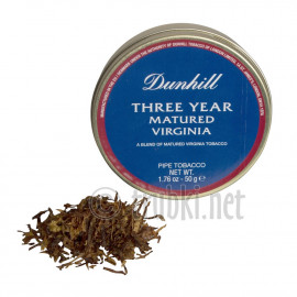 DUNHILL Three Year Matured  (50г)