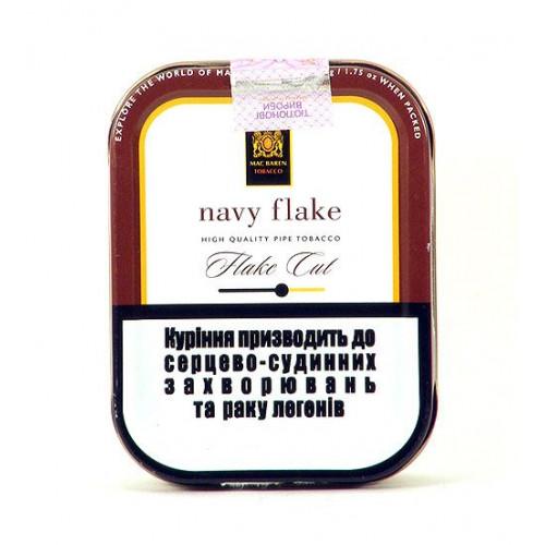 2008 Mac Baren Navy Flake 50g.