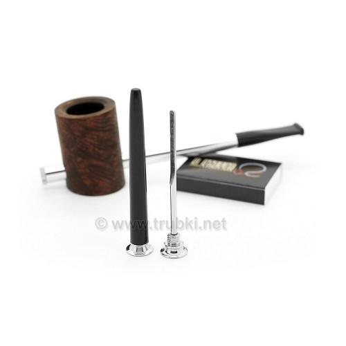 Tsuge Black тампер топталка для трубок