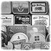 Трубочный табак лучших брендов Sutliff (Altadis), Тип смеси Вирджиниевая