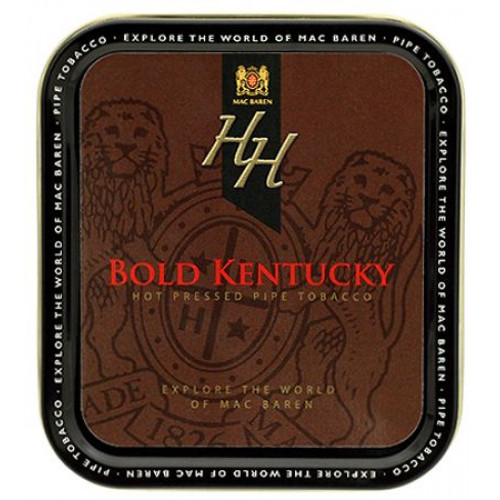 2016 Mac Baren HH Bold Kentucky 50g.