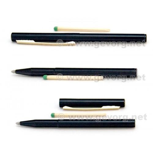 Stowaway Space Pen. Незаметный малыш