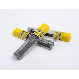 Запасные грифели для карандашей. Pentel Hi-Polimer 0.9мм, HB, 15 шт.