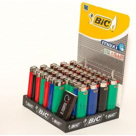 Зажигалка одноразовая BIC Maxi, Франция
