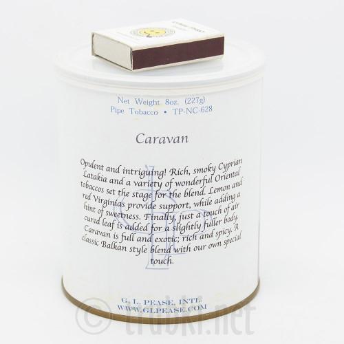 G. L. Pease CARAVAN - трубочный табак на развес