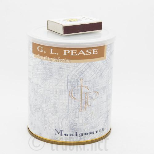 G. L. Pease MONTGOMERY 8oz Трубочный табак в больших банках