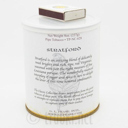 G. L. Pease STRATFORD - трубочный табак на развес