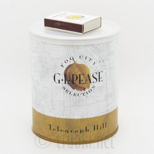 G. L. Pease TELEGRAPH HILL 8oz Трубочный табак в больших банках