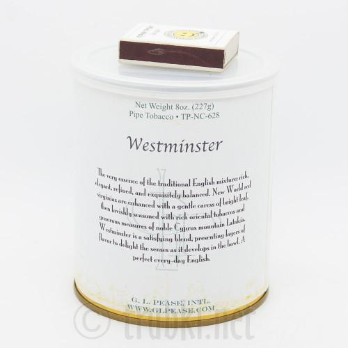 G. L. Pease WESTMINSTER - трубочный табак на развес