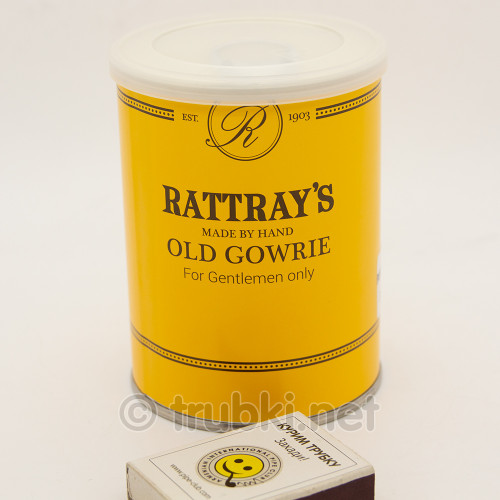 2012 Rattray's Old Gowrie 100g Aged pipe tobacco