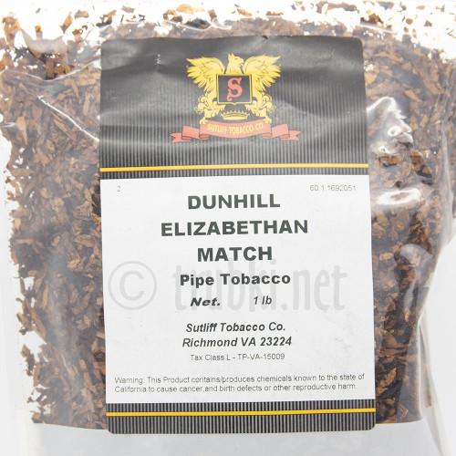 Dunhill Elizabethan Match