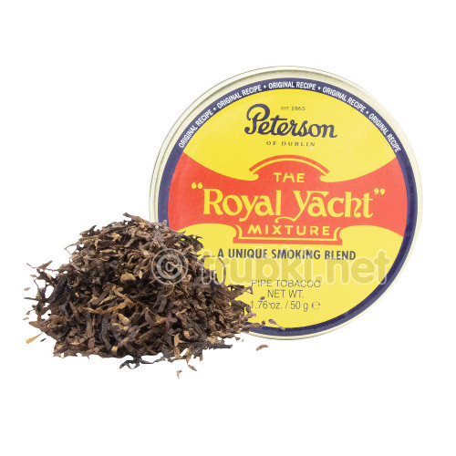 Peterson (Dunhill) The Royal Yacht Mixture (50г)
