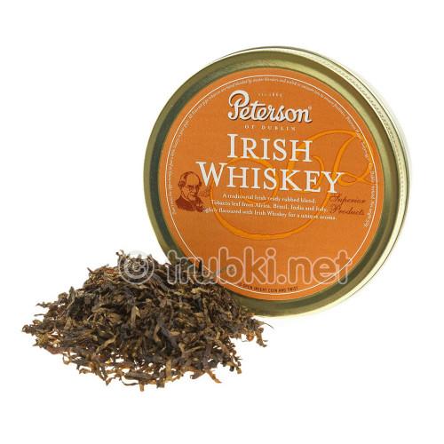 Peterson Irish Whiskey (50г) - баночный трубочный табак из Ирландии